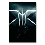 Купить магниты с металлическим отливом X-Men