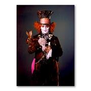 Купить универсальные наклейки Alice in Wonderland
