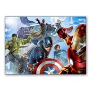 Универсальная наклейка Avengers