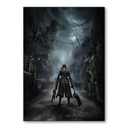 Купить универсальные наклейки Bloodborne