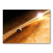Купить универсальные наклейки Космические пейзажи