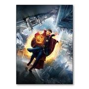 Универсальная наклейка Doctor Strange