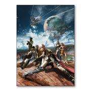 Универсальная наклейка Final Fantasy