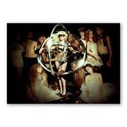 Купить универсальные наклейки Lady Gaga