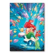 Купить универсальные наклейки Little Mermaid
