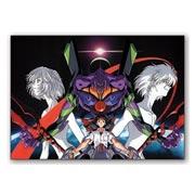 Купить универсальные наклейки Neon Genesis Evangelion