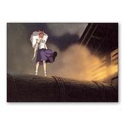 Купить универсальные наклейки Princess Mononoke