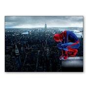 Универсальная наклейка Spider-man