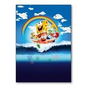 Купить универсальные наклейки SpongeBob Squarepants