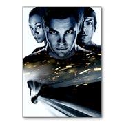 Универсальная наклейка Star Trek