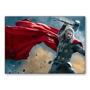 Универсальная наклейка Thor