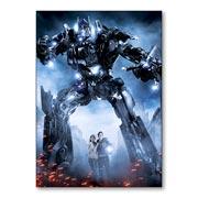 Универсальная наклейка Transformers