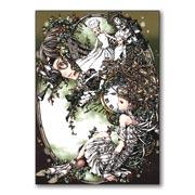 Купить универсальные наклейки Tukiji Nao Art