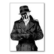 Универсальная наклейка Watchmen