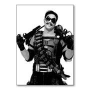 Купить универсальные наклейки Watchmen