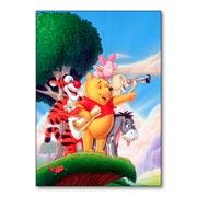 Купить универсальные наклейки Winnie the Pooh