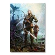 Купить универсальные наклейки Witcher