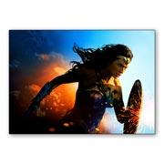 Универсальная наклейка Wonder Woman