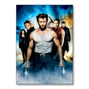 Универсальная наклейка X-Men