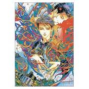 Набор стикеров Ayumi Kasai art