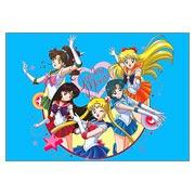 Набор стикеров Sailor Moon