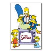 Набор стикеров Simpsons