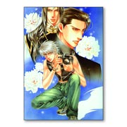 Набор стикеров Yamane Ayano art