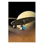 Купить прямоугольные интерьерные наклейки Star Trek