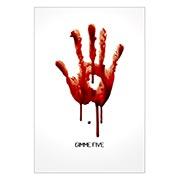 Купить прямоугольные интерьерные наклейки True Blood