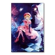 Купить прямоугольные интерьерные наклейки Umineko no Naku Koro ni