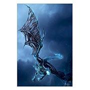 Купить прямоугольные интерьерные наклейки Warcraft and World of Warcraft