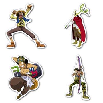 Купить наборы мобильных наклеек One Piece