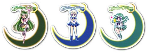 Купить наборы мобильных наклеек Sailor Moon