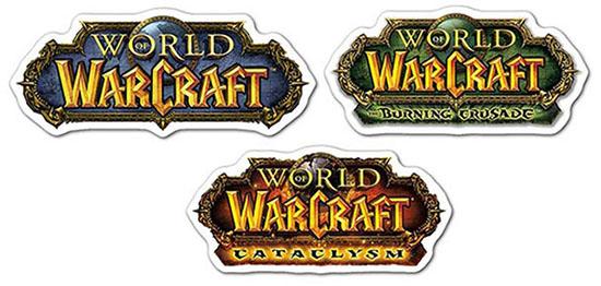 Купить наборы мобильных наклеек Warcraft and World of Warcraft