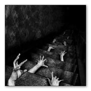 Купить прозрачные наклейки American Horror Story