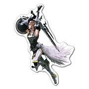 Купить прозрачные наклейки Kingdom Hearts