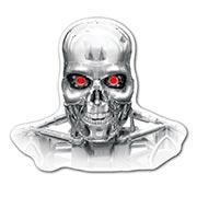 Прозрачная наклейка Terminator