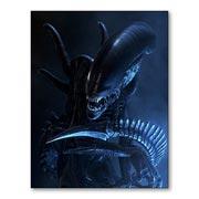 Гибкий магнит (маленький) Aliens vs Predator