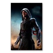 Гибкий магнит (маленький) Assassin's Creed