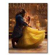 Гибкий магнит (маленький) Beauty and the Beast