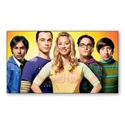 Гибкий магнит (маленький) Big Bang Theory