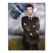 Гибкий магнит (маленький) Doctor Who