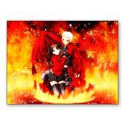 Купить гибкие магниты (маленькие) Fate/Stay Night