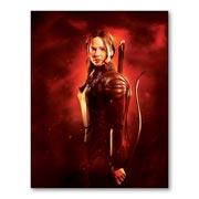 Купить гибкие магниты (маленькие) Hunger Games