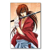 Купить гибкие магниты (маленькие) Rurouni Kenshin