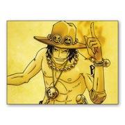 Купить гибкие магниты (маленькие) One Piece