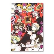 Купить гибкие магниты (маленькие) Pandora Hearts