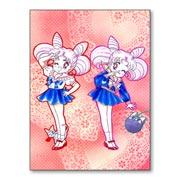 Купить гибкие магниты (маленькие) Sailor Moon