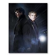 Купить гибкие магниты (маленькие) Sherlock BBC