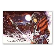 Купить гибкие магниты (маленькие) Takeshi Obata Art